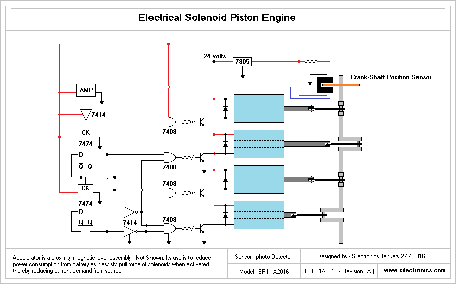 Electrical Piston Engine